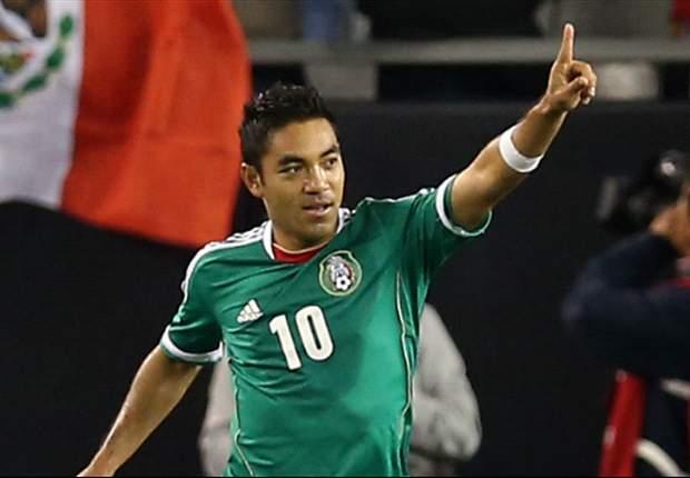 Definida la lista de mexicanos que van a Copa Oro