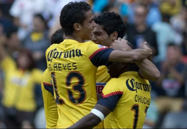 Liga MX: Xolos 1-2 América | Los azulcremas ganan 'xolo' con nueve