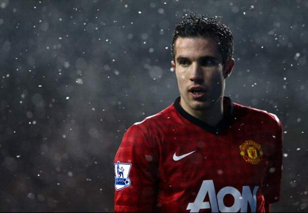 Sir Alex optimistic Van Persie will be ready for Real Madrid clash