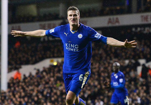 El Leicester vuelve a empatar en la cabeza con el Arsenal