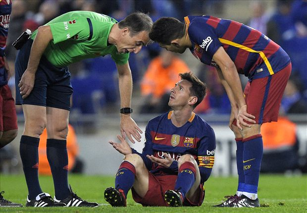 Pique, Shakira and Messi targeted - time to punish 'pig-headed' Espanyol