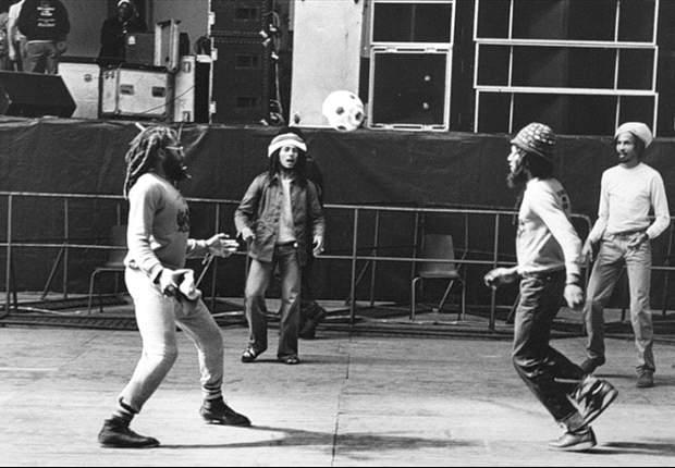 La leyenda de cómo Bob Marley murió por su amor al fútbol