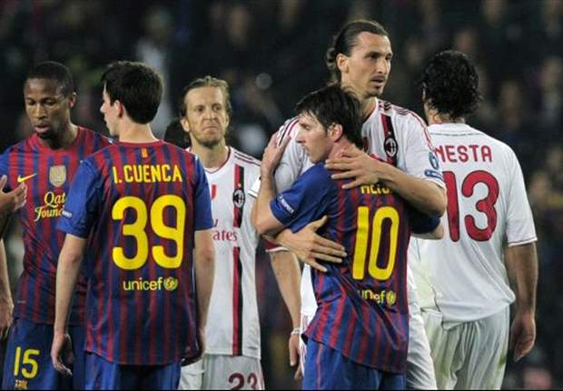 "Ibrahimovic: ""Messi is de allerbeste"""