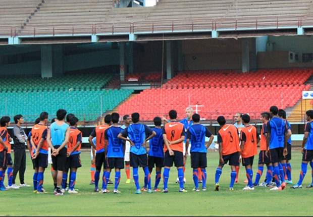 Dawson Fernandes could make his India debut against Tajikistan (Photo: AIFF Media)