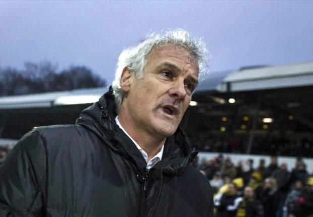 Janssen traint niet met Vitesse-selectie