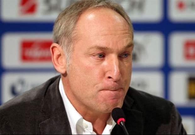 """Hoffenheim-Boss Müller: """"Wir liegen am Boden"""""""