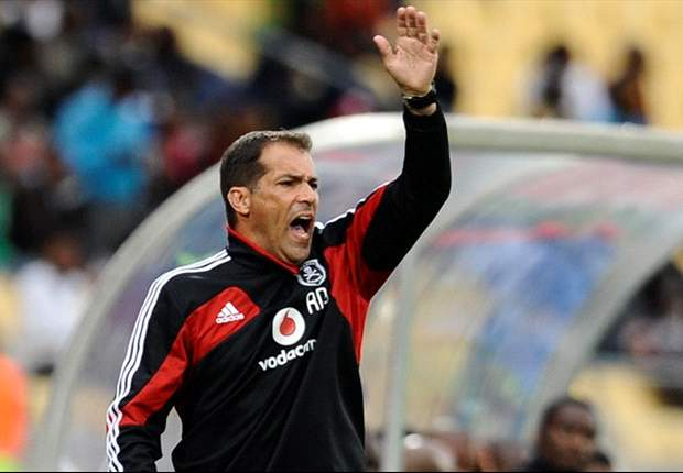 De Sa: Orlando Pirates players did not have the legs against Chippa United