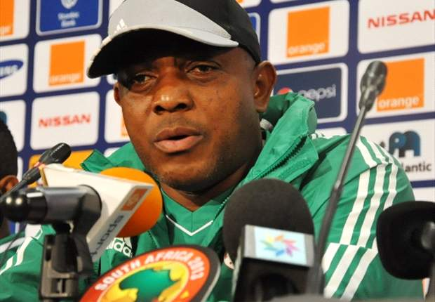 Keshi could become the second footballer to have won the Afcon as coach and player