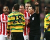 Neil 'surprised' by O'Neil red card tackle