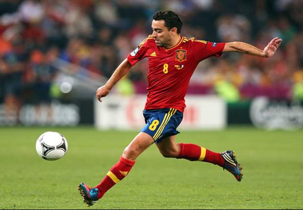 Xavi denies undermining Del Bosque