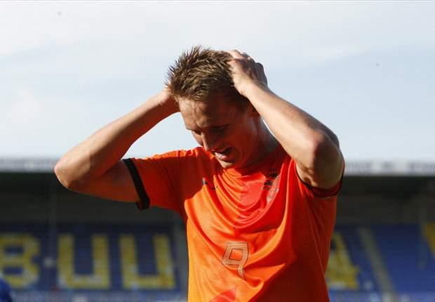 """De Jong: """"Concurrentie bij Oranje erg groot"""""""