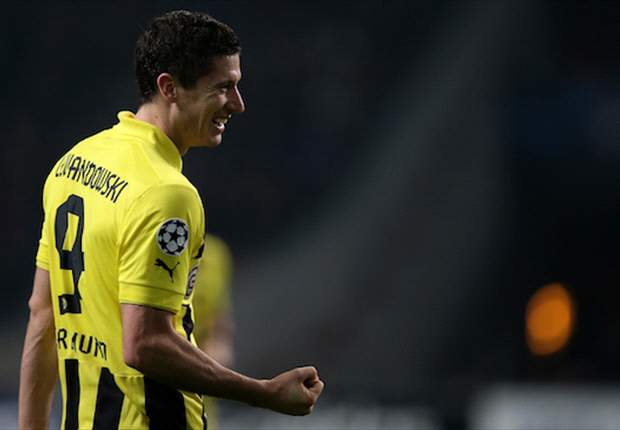 Zorc: Dortmund want Manchester United target Lewandowski to stay