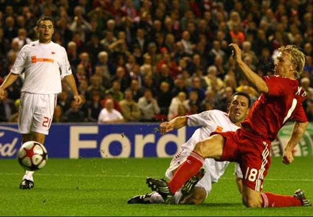 Debrecen confirma que jogo contra o Liverpool foi investigado pela UEFA