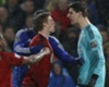 Courtois slams West Brom tactics