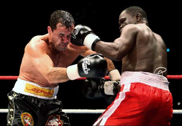 2013 Afcon: I'm afraid of the Nigerians – Africa boxing legend Azumah Nelson