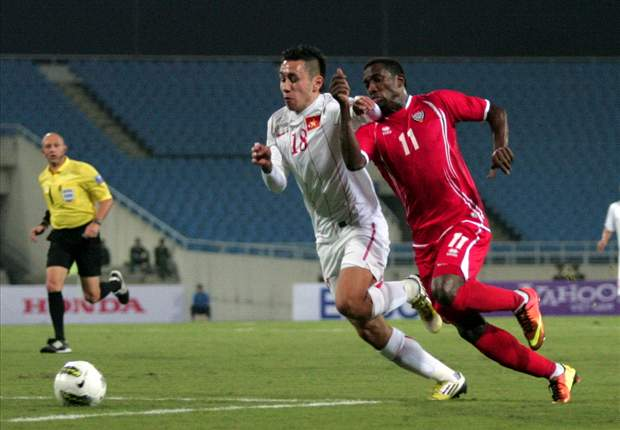 Vietnam 1-2 UAE: The Emirates hang on for victory