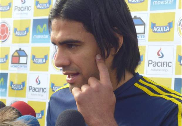 Footballers are unaffected by crisis in Spain - Falcao