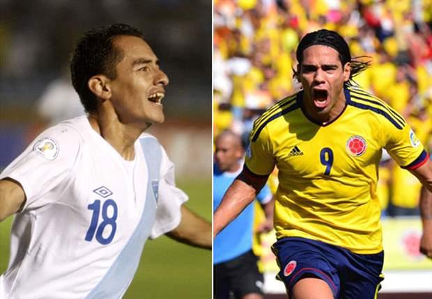 Esta es la historia entre Colombia y Guatemala