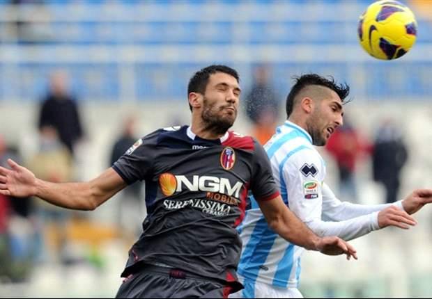 """Rizzo carica il Pescara: """"La gara col Palermo è troppo importante, serve stare uniti"""""""