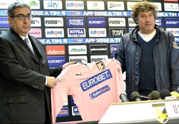 """Palermo, Perinetti si mostra preoccupato ma non rassegnato: """"Serve un mezzo miracolo, ma è solo un blocco psicologico"""""""