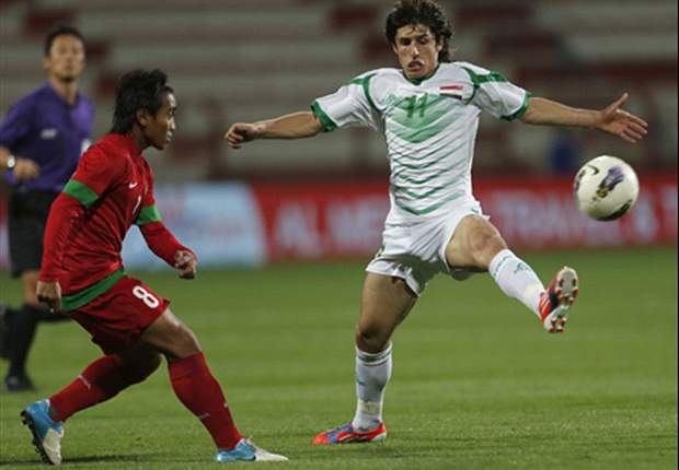 Iraq 1-0 Indonesia: Garuda mauled by Lions of Mesopotamia
