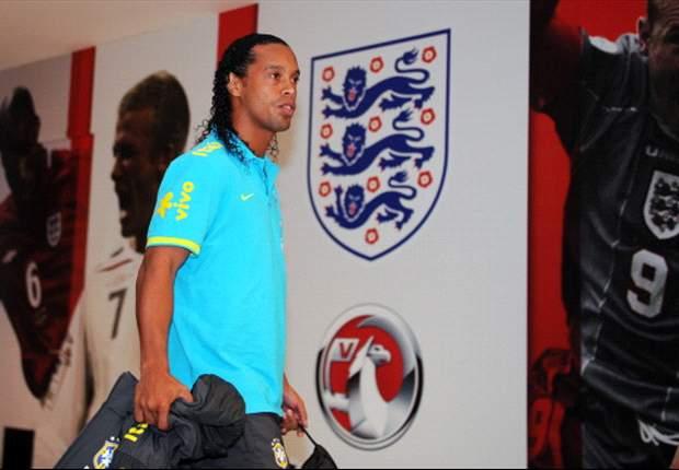¡Las alineaciones confirmadas del Inglaterra-Brasil!