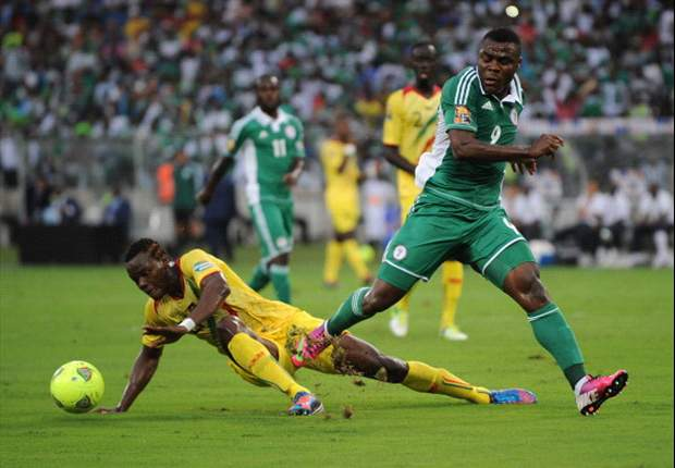 Emmanuel Emenike happy with performance against Mali