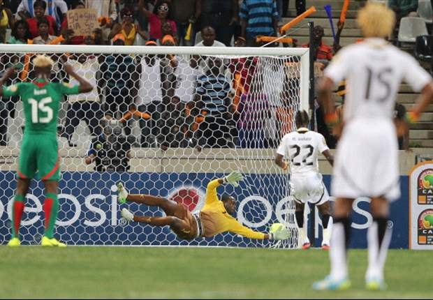 Burkina Faso 1-1 Ghana (pen.3-2): Stallions race ahead of Black Stars to meet Nigeria in Afcon final