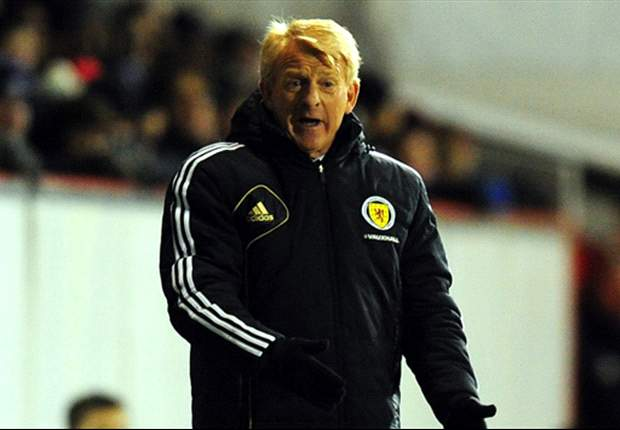 Strachan wants tighter Scotland defence after Serbia defeat