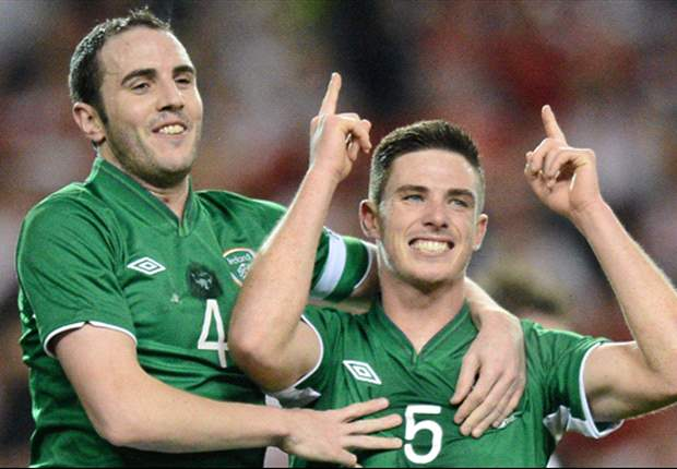 Victory over Poland will give Ireland a 'massive lift', says Ciaran Clark