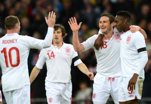 Inggris Bungkam Brasil Di Wembley