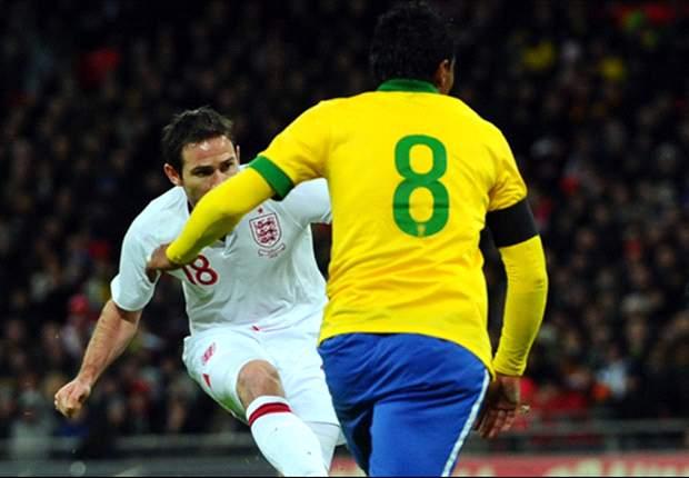 Amical - L'Angleterre s'offre le Brésil