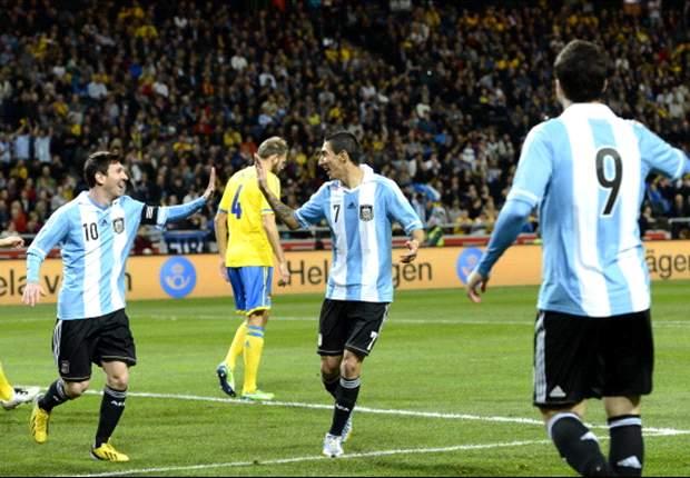 Argentina sigue tercera en el Ranking FIFA