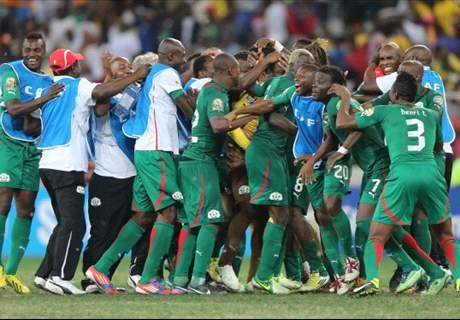 Nigeria face Burkina Faso in CHAN qualifiers
