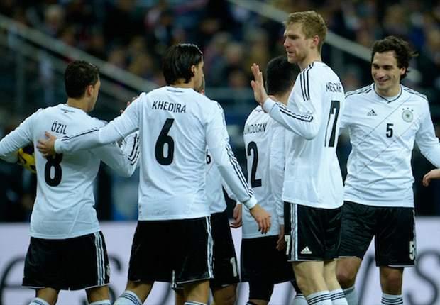 França 1-2 Alemanha: de virada, alemães vencem franceses fora de casa