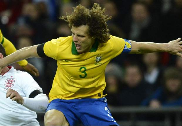 Brazil will need to play 'almost a perfect game' to beat Russia, admits David Luiz