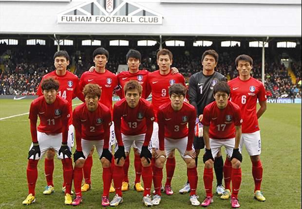 FIFA 랭킹, 한국 38위로 亞 세 번째