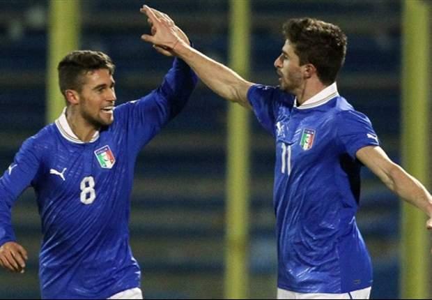 Italia Under 21-Germania Under 21 1-0: Mangia sorride grazie a Borini-goal, piegati i coriacei tedeschi