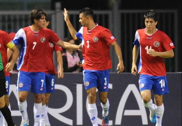 Costa Rica names squad for Canada friendly