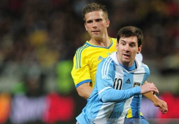 Messi: Cada vez me siento mejor con Argentina