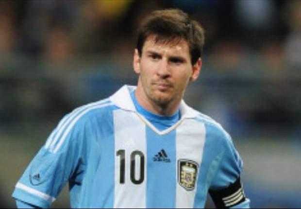 Copa 2014: Messi quer classificação 'o mais rápido possível'