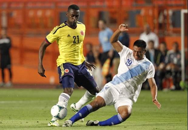Guatemala no fue rival para Colombia