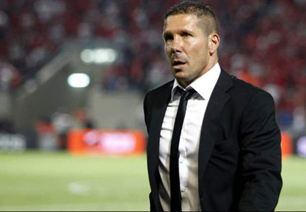 Simeone targets late charge for second place