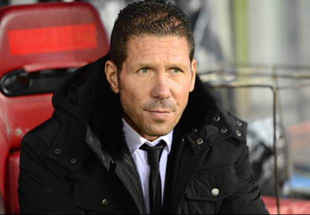 Simeone relieved to negotiate 'dangerous' Almeria clash