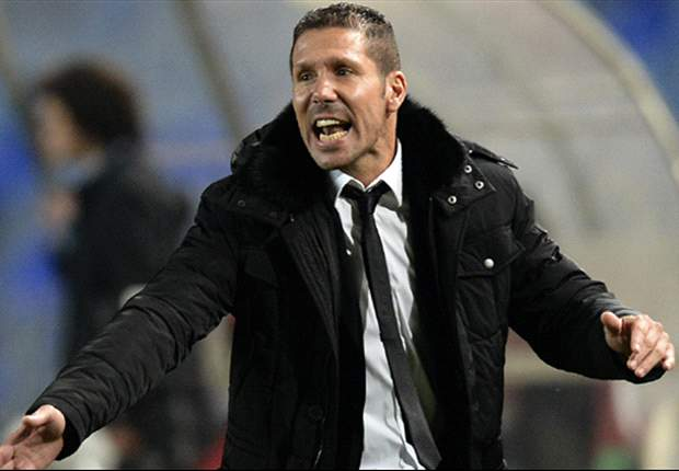 Diego Simeone Revisi Target Atletico Madrid