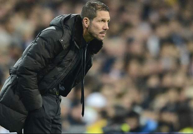 Simeone: I want to be above them all