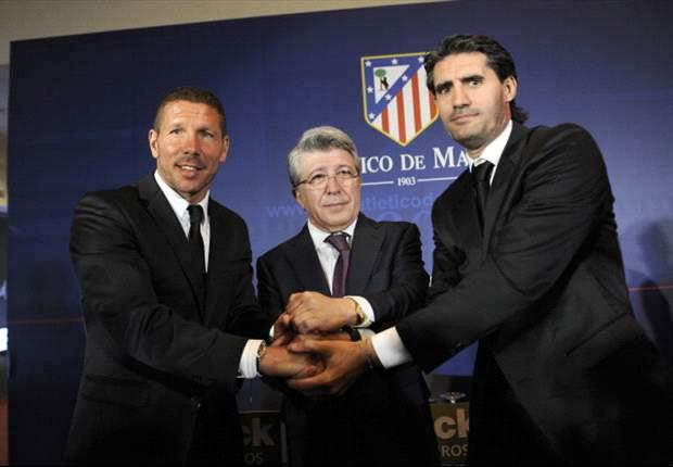 """Caminero: """"Falcao tiene contrato con el Atlético de Madrid"""""""