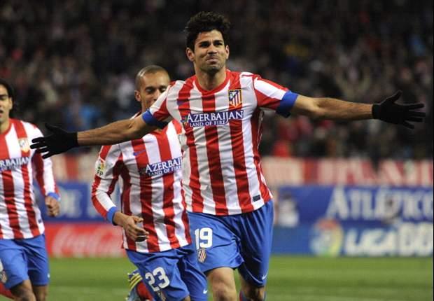 Diego Costa Terkejut Masuk Skuat Brasil