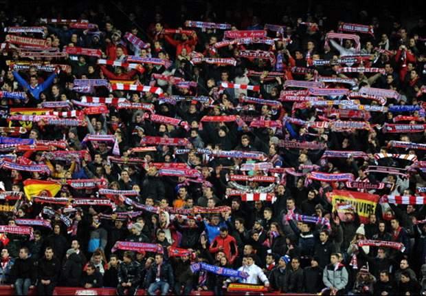 Miljoenenboete voor Atlético Madrid
