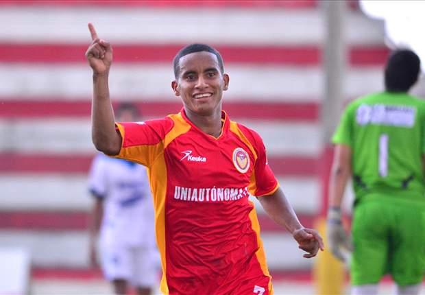Michael Barrios, último refuerzo de Atlético Nacional